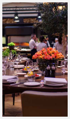 Battpoint in restaurants